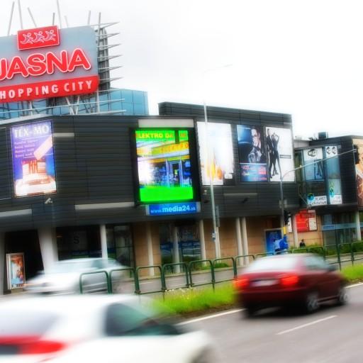 Obchodné centrum JASNA SHOPPING CITY